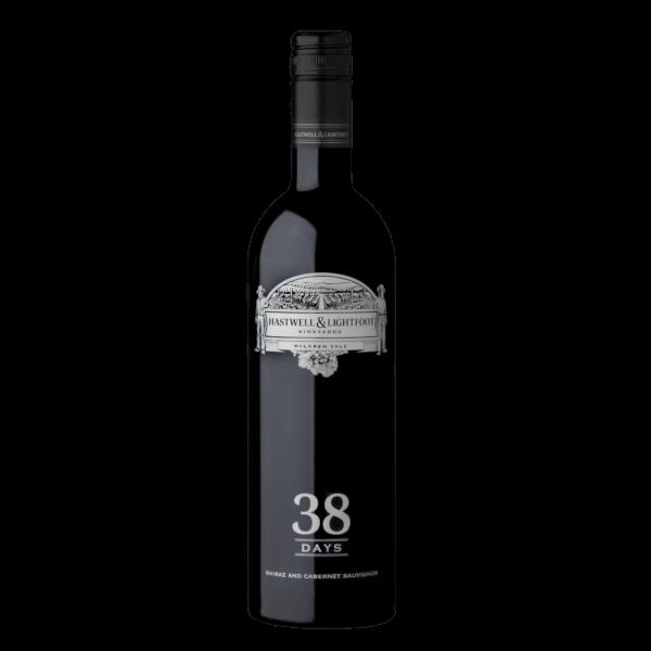 Hastwell and Lightfoot 2016 Shiraz Cabernet Suavignon Blend Wine Bottle