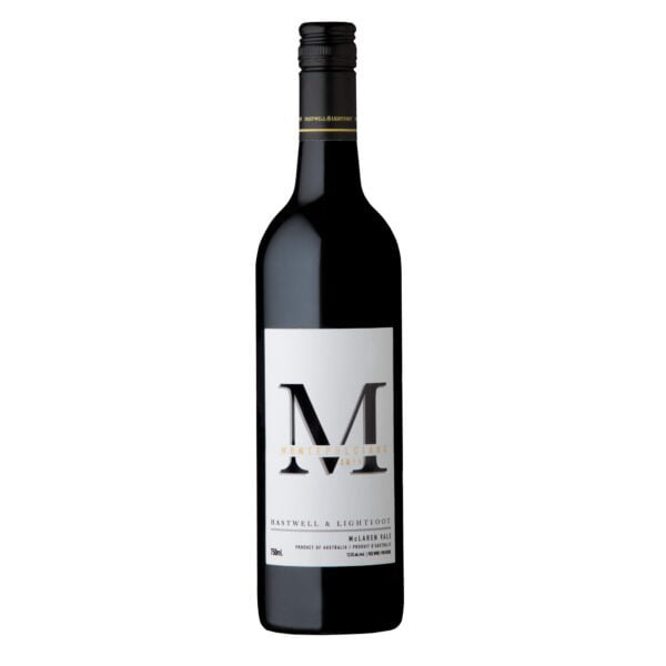 H and L 2018 Montepulciano WIne Bottle