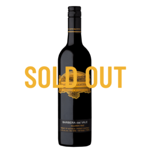 Hastwell and Lightfoot 2016 Barbera Wine Bottle Sold Out