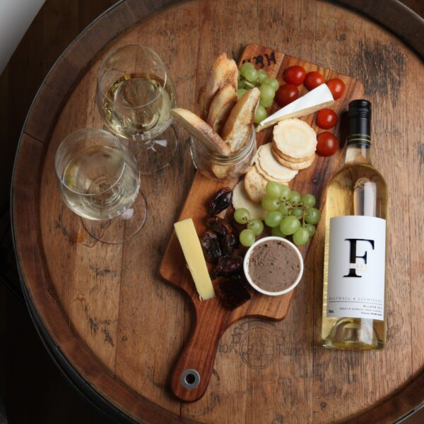 Hastwell and Lightfoot 2019 Best Fiano Wine in Australia and best platter